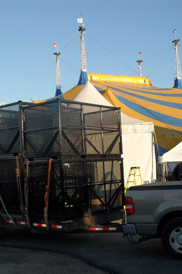 Boîtes – Cirque du Soleil